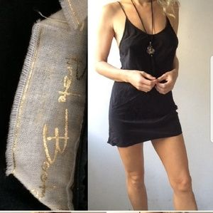Jen's Pirate Booty silk LBD 🔥